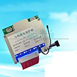 Westsell 13S 48V Li-ion Lithium Cell 30A 18650 Battery Protection BMS PCM Board with Balance for Electric Bike Protection Function