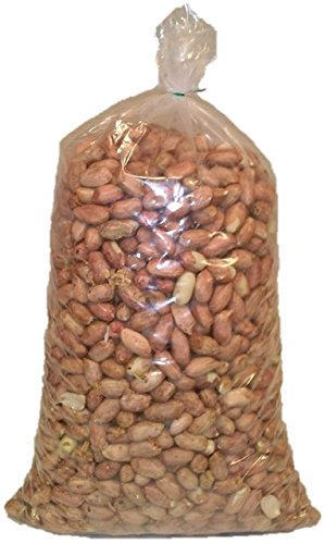 4-LB BAG OF RAW OUT OF SHELL VA. REDSKIN PEANUTS