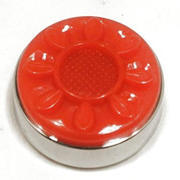 Replacement Red Shuffleboard Single Puck by Fun In Games