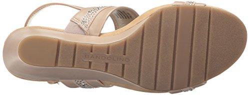 Bandolino Women's Greedson Wedge Sandal Oat Kw3niJIVEJ