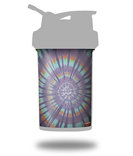 Sports Swirl Tie Dye - Tie Dye Swirl 103 - Decal Style Skin Wrap fits Blender Bottle 22oz ProStak (BOTTLE NOT INCLUDED)