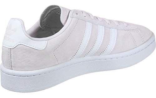 adidas Campus W, Chaussures de Basketball Femme Rose