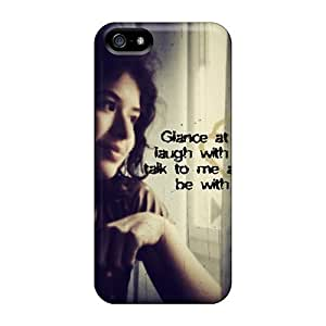 Be With Me Flip Case With Fashion Design For Case HTC One M7 Cover