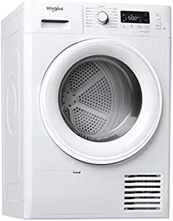 Whirlpool Freestanding condenser tumble dryer - 8kg - FTCM118B GCC