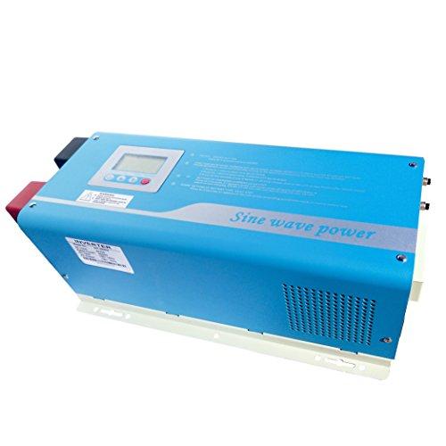 Tumo-Int 2000W Digital Intelligent DC 24V to AC 120V Energy Power Inverter Charger