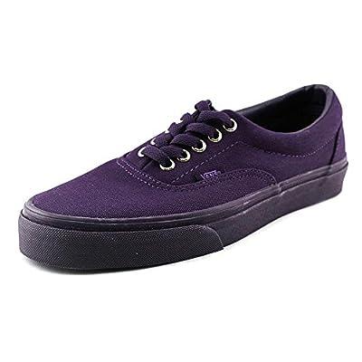 Vans Unisex Era Gold Mono BlackBerry Cordial Skate Shoes 8M Men's/9.5M Women's