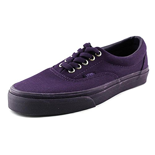 Vans VEWZNVY Unisex Era Canvas Skate Shoes Blackberry Co QSb3EW8pkZ
