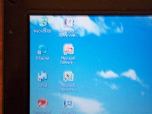 HP Compaq Business Notebook nc4200 - Pentium M 750 / 1.86 GHz - Centrino - RAM 512 MB - HDD 60 GB - GMA 900 - Gigabit Ethernet - WLAN : 802.11b/g, Bluetooth - Win XP Pro - 12.1