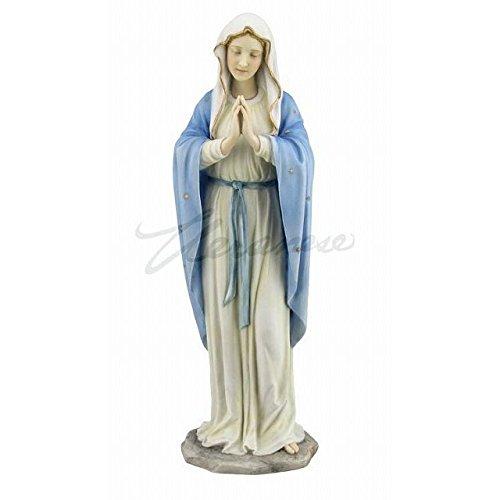 Veronese (ヴェロネーゼ) 祝福する処女マリア 聖母 キリスト教 置物 フィギュア B01MTPT8W1