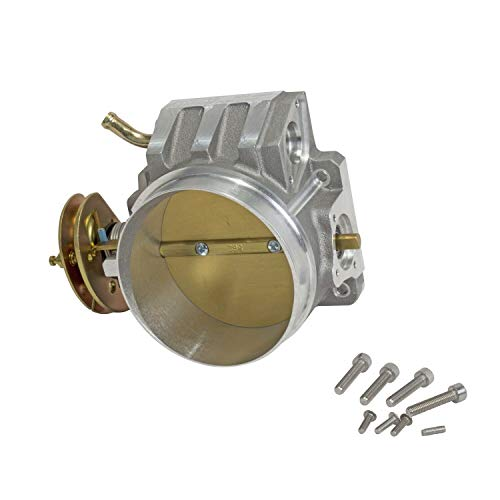 (BBK 1783 92mm Throttle Body - High Flow Power Plus Series For LS2, LS3, LS7 Cable Drive Swap Applications)
