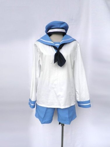 Ctmweb Axis Powers Hetalia North Italy Sailor Uniform 2nd Ver for Kids Large
