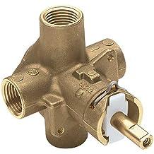 Moen 2510 Monticello PosiTemp Pressure Balancing Shower Valve, 1/2-Inch IPS (Renewed)