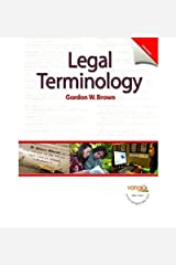 [(Legal Terminology)] [Author: Gordon W. Brown] published on (June, 2007) Spiral-bound
