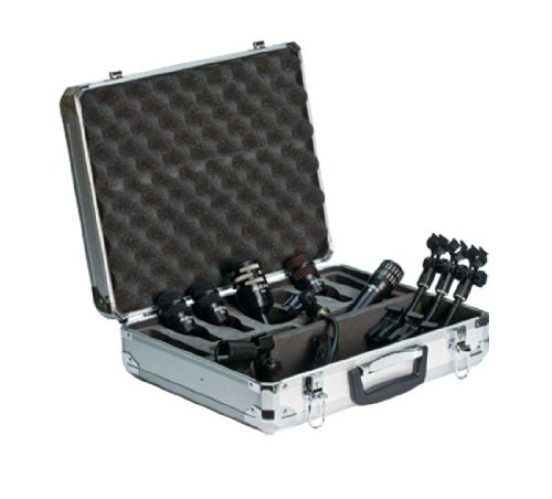 Audix DP5A Instrument Dynamic Microphone, Multipattern (Rack Case Tom)