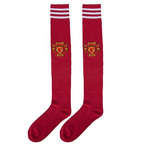 manchester united soccer team club athletic gift sports socks for