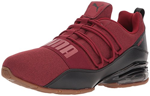 Puma Mænds Celle Regulere Naturen Tech Sneaker Røde Dahlia-puma Sort UkjYqxCH6O