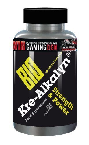 Bio-Performance Synergy Kre-Alkalyn, 120 capsules