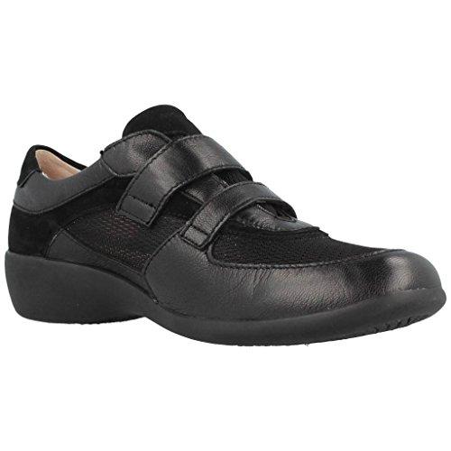 Lacci scarpe per donna, color Nero , marca STONEFLY, modelo Lacci Scarpe Per Donna STONEFLY SUMMER PASEO 15 Nero