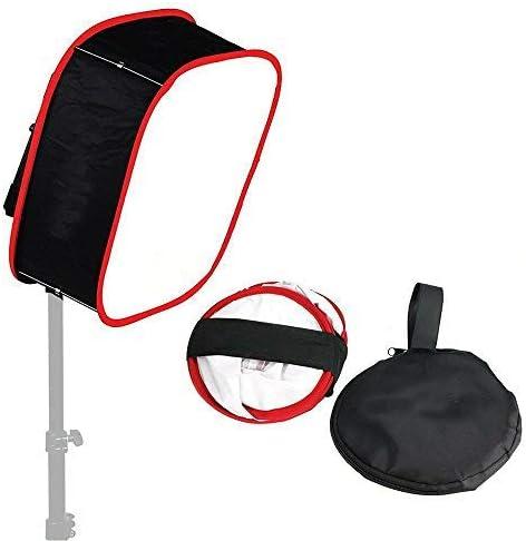 LED Photography Fill Light SB300 SB600 Softbox Diffuser For YONGNUO YN300 III II YN300 Air LED Video Light
