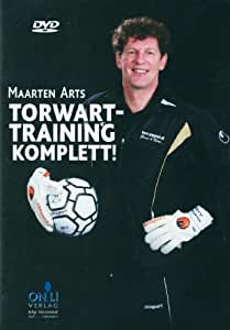 Torwart-Training komplett! - Maarten Arts [Alemania] [DVD]