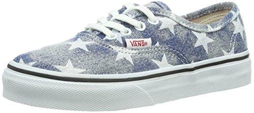 Vans Authentic, Zapatillas Unisex Niños Azul (Stars/Blue)
