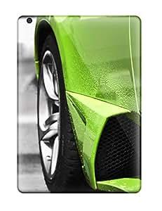 For Leeanvans Ipad Protective Case, High Quality For Ipad Air Lamborghini Murcielago Air Intake Skin Case Cover