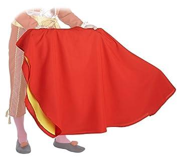 Muleta Taurina o Capote de Torero de 160x85cm para adultos  Amazon.es   Juguetes y juegos 15f4d2d20ca