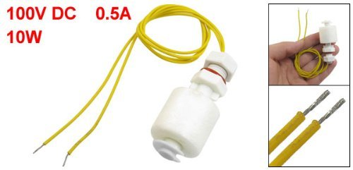 eDealMax Pecera Piscina Pilar Blanco Interruptor de flotador del Sensor del Control de nivel de agua: Amazon.com: Industrial & Scientific