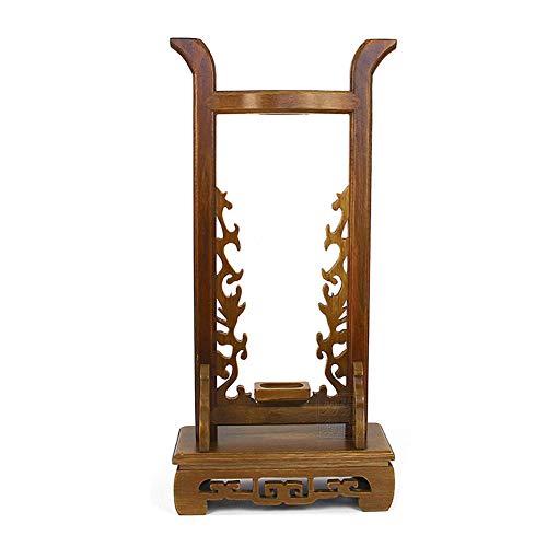 Fcloud Floor-Standing Sword Stand Vertical Samurai Sword Katana Holder Stand Display