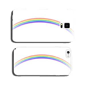 Rainbow colorful background cell phone cover case Samsung S6