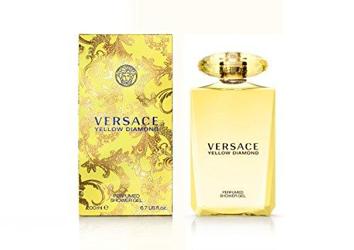 Versace Yellow Diamond Perfumed Shower Gel 200ml/6.7oz