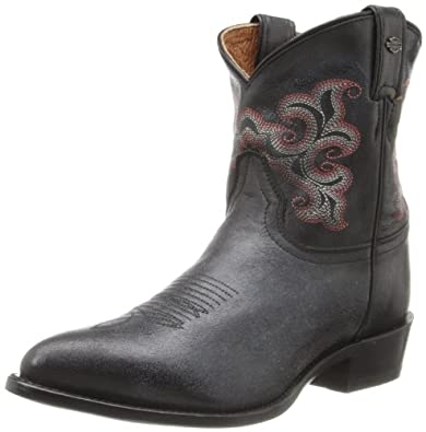 Brilliant Harley Davidson El Paso Brown Womens Cowboy Biker Ankle Boots ALL SIZES | EBay