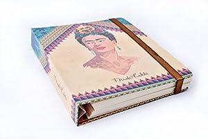 Notebook Premium A5 Spine Wire-o Frida Kahlo