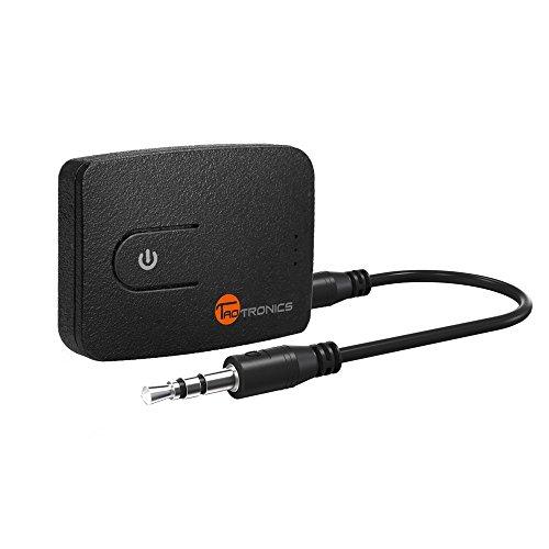 TaoTronics Bluetooth Transmitter, Wireless Transmitter for TV with - Bluetooth Usb Receiver For Tv