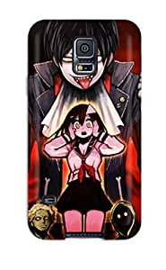 Best 3238880K49747825 High Impact Dirt/shock Proof Case Cover For Galaxy note4 (blood Lad)