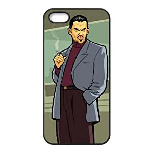 grand theft auto chinatown wars iPhone 5 5s Cell Phone Case Black Customize Toy zhm004-7419211