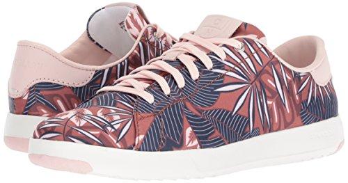 Op Petal Tennis Print Canvas Tropical Women''s Sneaker Cole Haan Grandpro RxW8qnSzw