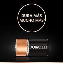 Pilha Alcalina Pequena AA 2X1, Duracell 3020476, Cinza