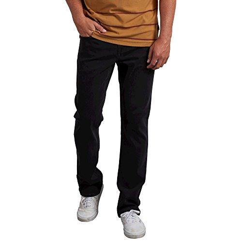 Volcom Men's Solver Modern Fit Denim Jeans