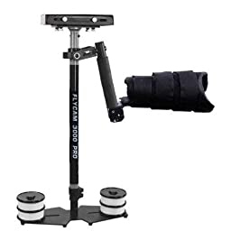 Flycam 3000 Camera Stabilizer with Arm Brace for Video Cameras and DSLR up to 5 lbs