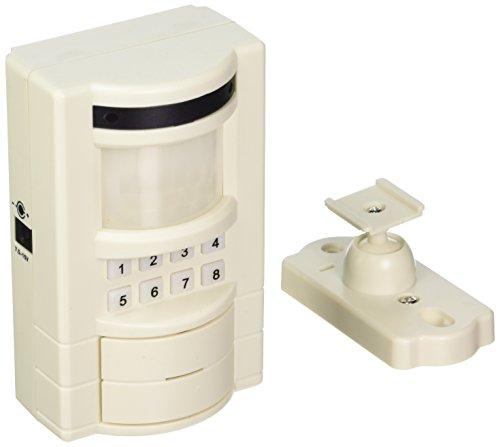 Xodus Innovations HS4320D Carlon Thomas and Betts Battery Powered Wireless Motion Sensor Security Alarm, - Sensor Electric Powered