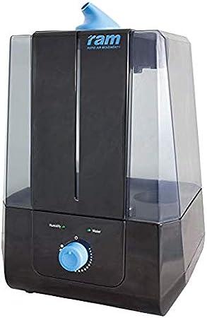 Ram Ultrasonic Humidifier Mist Maker 400ml 1000ml Hour