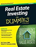img - for Eric Tyson: Real Estate Investing for Dummies (Hardcover); 2015 Edition book / textbook / text book