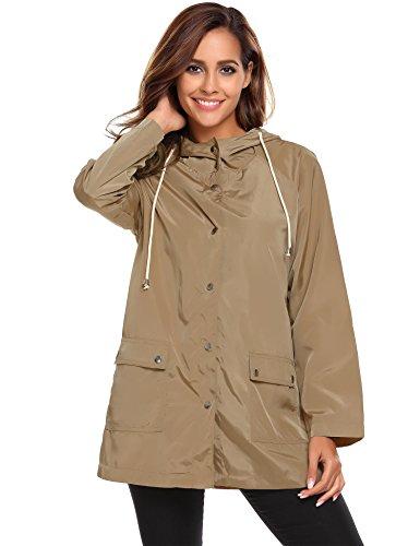 4 Pocket Coat Khaki - 6