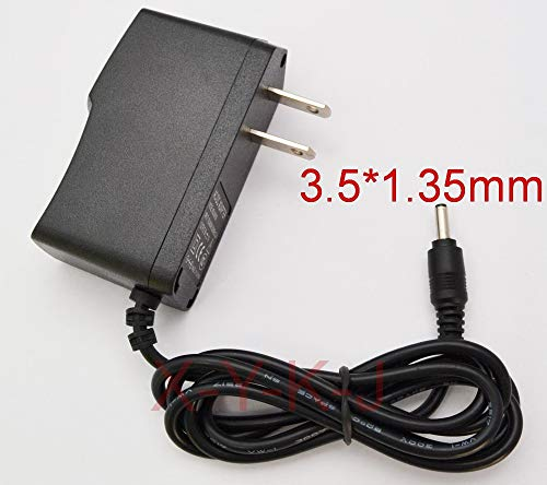 Fincos 100PCS DC 4.5V 300mA &0.3A AC 100V-240V Converter Switching Power Adapter Supply US Plug DC 3.5mm x 1.35mm by Fincos (Image #1)