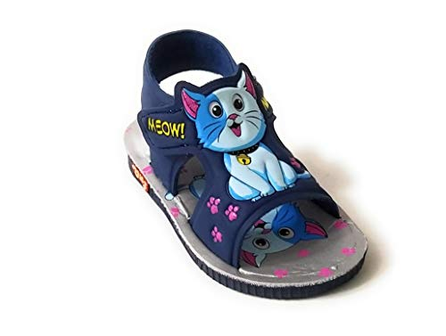 Coolz Kids Chu-Chu Sound Musical First Walking Sandals C-06 for Baby Boys and Baby Girls for 12-24 Months