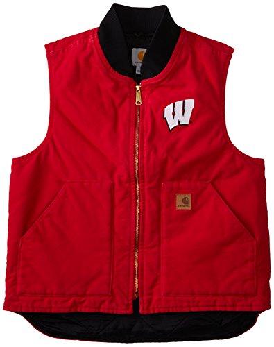 NCAA Wisconsin Badgers Mens Sandstone