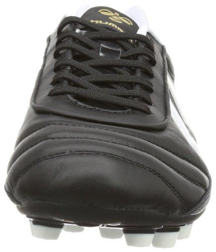Fg Dk Noir Chaussures Adulte or De Kangeroo Olds 2403 School Mixte blanc Football Hummel qZt1E