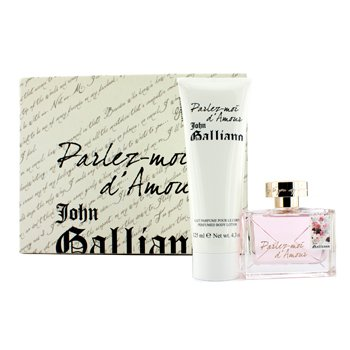John Galliano - Parlez-Moi d Amour estuche: Eau de Toilette ...