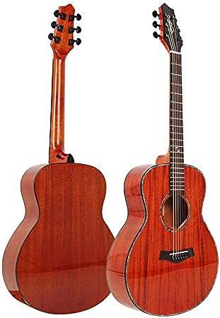 YALONG Guitarra Acústica, Guitarra acustica 41 Pulgadas Acabado ...